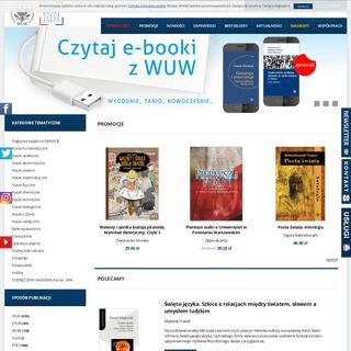 Księgarnia UW