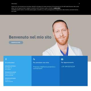 ArchiveBay.com - studiodermatologicograsso.it - Dott. Vincenzo Grasso – Medico Chirurgo Specialista in Dermatologia