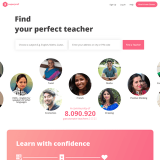 ArchiveBay.com - superprof.co.in - Teacher - Student network for private teaching in India - Superprof