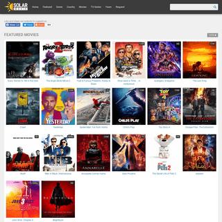 SolarMovie - Watch Online Movies Free on SolarMoviex - SolarMoviez