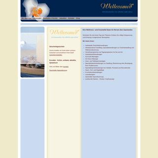 ArchiveBay.com - wellcosmed.de - Wellcosmed - Entspannung für Körper und Seele- Startseite