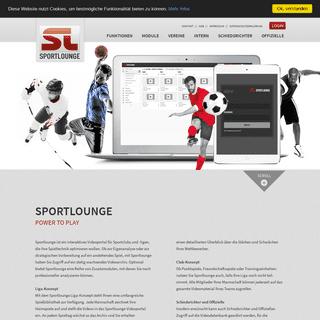 ArchiveBay.com - sportlounge.com - SPORTLOUNGE - Power to Play