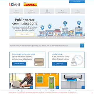 UK Mail - We deliver