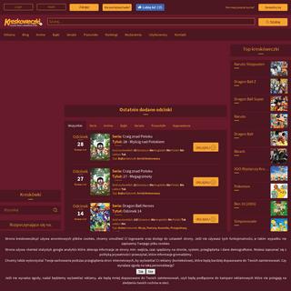 Anime i Bajki Online - Kreskóweczki.pl