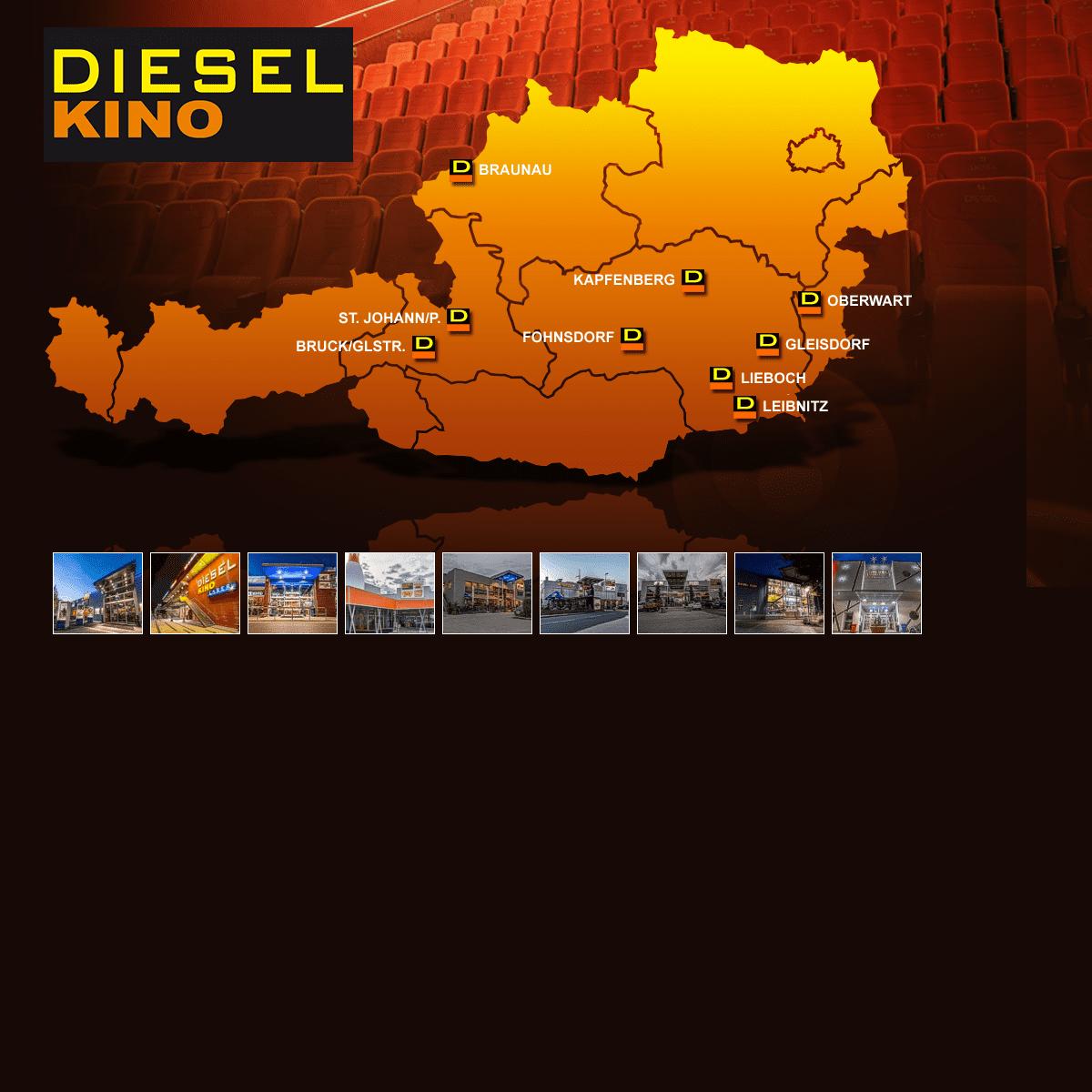 - Dieselkino 9x in Österreich