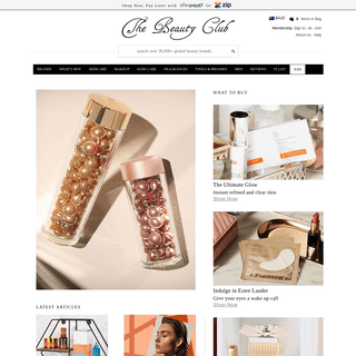 The Beauty Club™ - Cheap Cosmetics, Discount fragrances, Skincare, Makeup, Hair Care