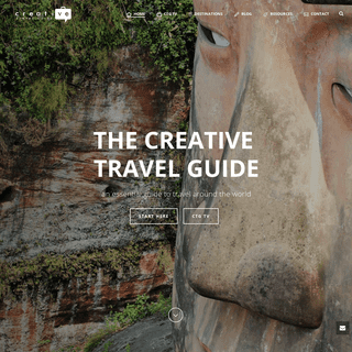 Creative Travel Guide • An Essential Guide to Travel Around The World