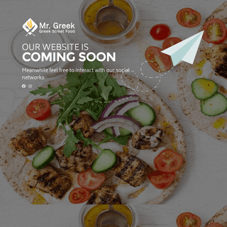 Almost Ready to Launch - Mr Greek
