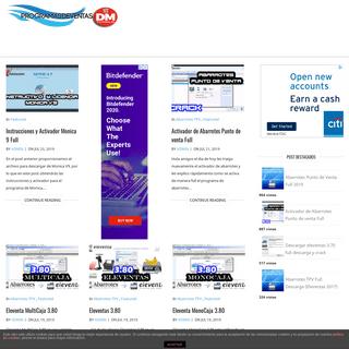 ArchiveBay.com - programasdeventas.com - Programas de Ventas - Lo mejor en programa de ventas, tpv libre, erp, dirección comercial y ventas para tu negocio.