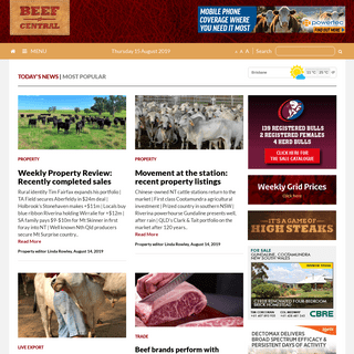 ArchiveBay.com - beefcentral.com - Home - Beef Central