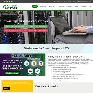 Green Impact Co Ltd