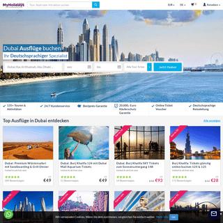 Dubai Ausflüge buchen- Ras Al Khaimah Touren & Abu Dhabi