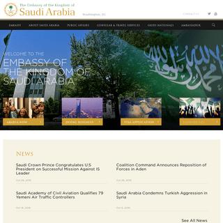 ArchiveBay.com - saudiembassy.net - Home - The Embassy of The Kingdom of Saudi Arabia