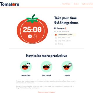 A complete backup of tomatoro.com
