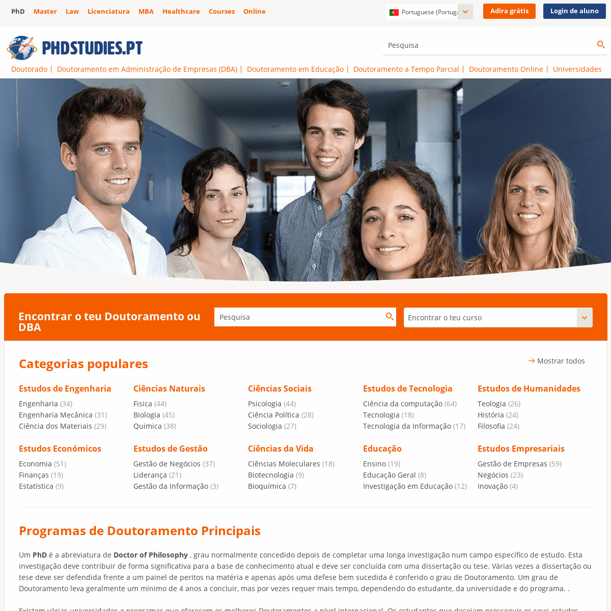 PhDStudies