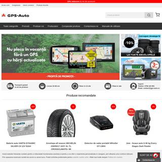 GPS-Auto- Magazin electronice si consumabile auto - Sisteme de navigatie gps auto si camioane, camere video auto si accesorii- S
