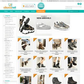ArchiveBay.com - obuca.net - Obuća.NET - Online prodavnica obuće.