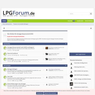 Autogas Forum