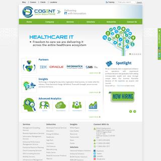 Cogent Data Solutions LLC
