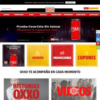 OXXO ® - A La Vuelta de Tu Vida