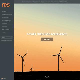 RES - Global Renewable Energy Company