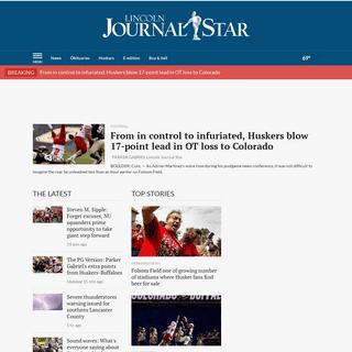 Lincoln, NE News, Sports - Journal Star - Lincoln Nebraska's Local News and Information Source