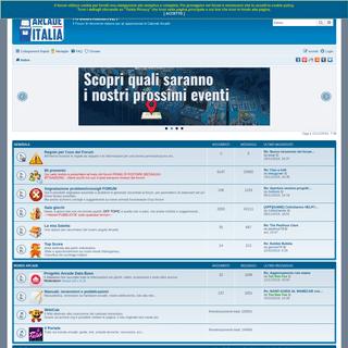 ArcadeItalia.NET - Indice