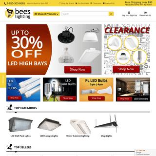 ArchiveBay.com - beeslighting.com - LED Lighting - LED Bulbs - LED Fixtures - Lighting Controls - Bees Lighting
