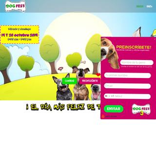 DOG FEST - El Mejor Evento Canino