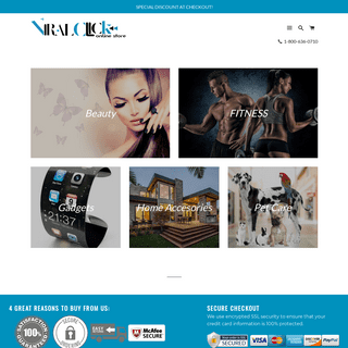 Your Online Store – Viralclick