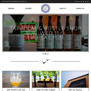 Fairweather Brewing Company – Craft Brewery in Hamilton, Ontario
