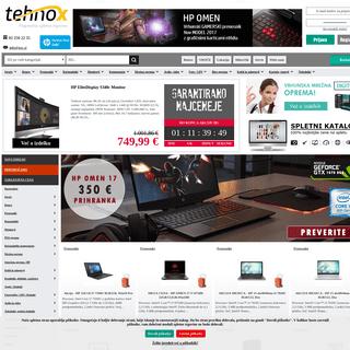 Tehnox.si - Spletna trgovina