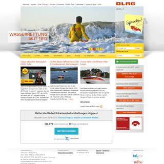 ArchiveBay.com - dlrg.de - Wasserrettung seit 1913 - DLRG e.V.