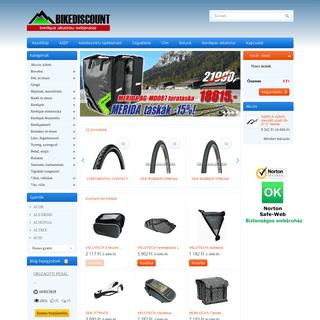 ArchiveBay.com - bikediscount.hu - Kerékpár alkatrész ✓ Webshop✓ - Bikediscount.hu