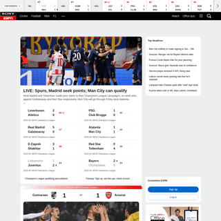 ArchiveBay.com - espn.in - ESPN- Serving sports fans. Anytime. Anywhere.