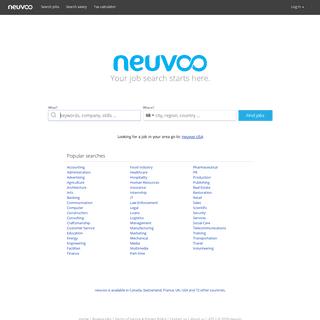 ArchiveBay.com - neuvoo.co.za - neuvoo. Your job search starts here.