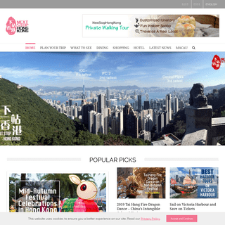 Attractions, Shopping, Food & Culture - NextStopHongKong Travel Guide
