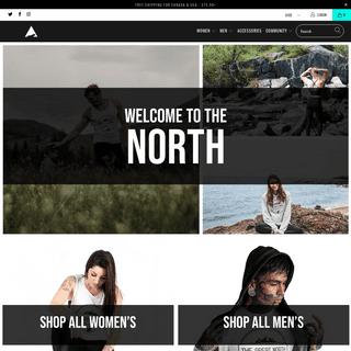 ArchiveBay.com - thegreatnorth.net - The Great North Premium Lifestyle Branded apparel