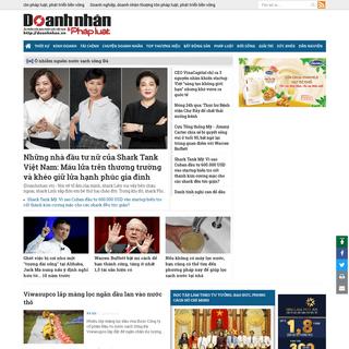 ArchiveBay.com - doanhnhan.vn - Chuyên trang tin tức báo chí dành cho doanh nhân Việt Nam