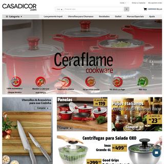 CasaDicor.com - Utensílios e Utilidades para Cozinha ✔ CasaDicor.com