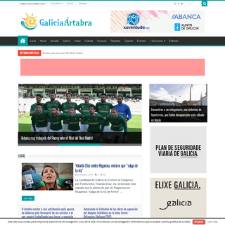 Galicia Ártabra Digital – Noticias de Ferrol y la comarca de Ferrolterra.