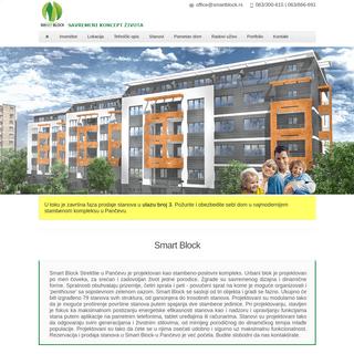 Smart Block - Prodaja stanova Pančevo