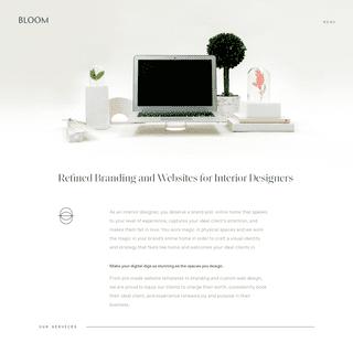 ArchiveBay.com - designbybloom.co - Home