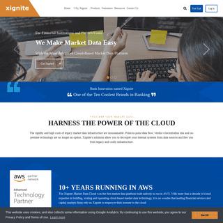 Market Data Solutions - Xignite