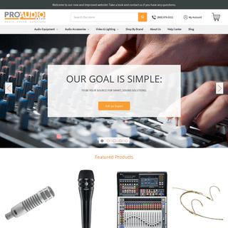 ProAudio.com
