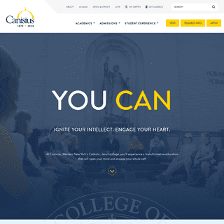 Canisius College - Buffalo, NY's Premier Private College