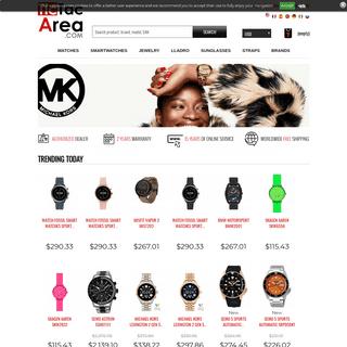 Watches Shop Online for Men and Women - TicTacArea.com