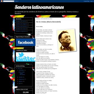 ArchiveBay.com - senderoslatinoamericanos.blogspot.com - Senderos latinoamericanos