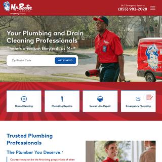 ArchiveBay.com - mrrooter.com - Mr. Rooter Plumbing - Plumbing & Drain Company