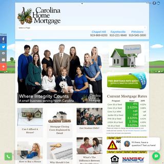 Carolina Home Mortgage